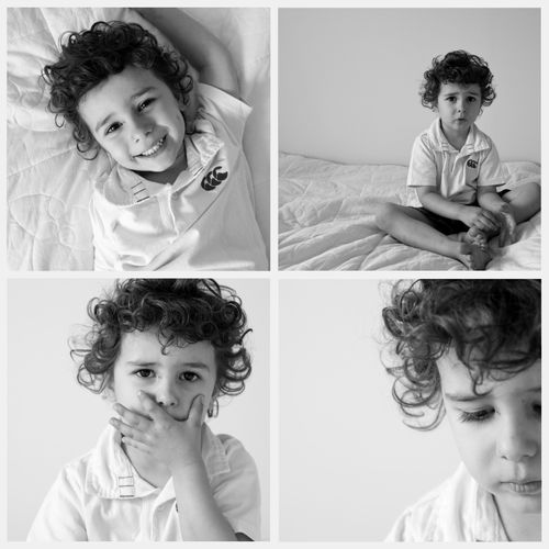 Picnik collage Daniel